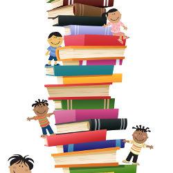Výměnná burza dětských knih a časopisů