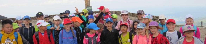 Škola v přírodě – 4. a 5. den